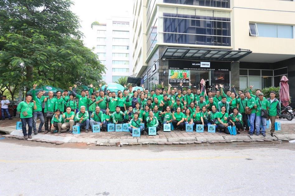 Nữ doanh nhân đồng sáng lập Grab: Cảm ơn các bác tài xế Việt Nam rất nhiều - Ảnh 12.