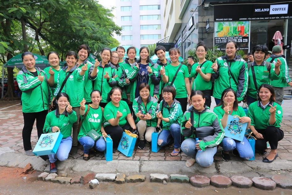 Nữ doanh nhân đồng sáng lập Grab: Cảm ơn các bác tài xế Việt Nam rất nhiều - Ảnh 13.
