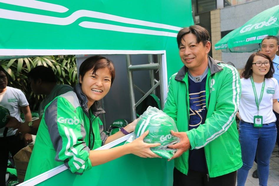 Nữ doanh nhân đồng sáng lập Grab: Cảm ơn các bác tài xế Việt Nam rất nhiều - Ảnh 14.