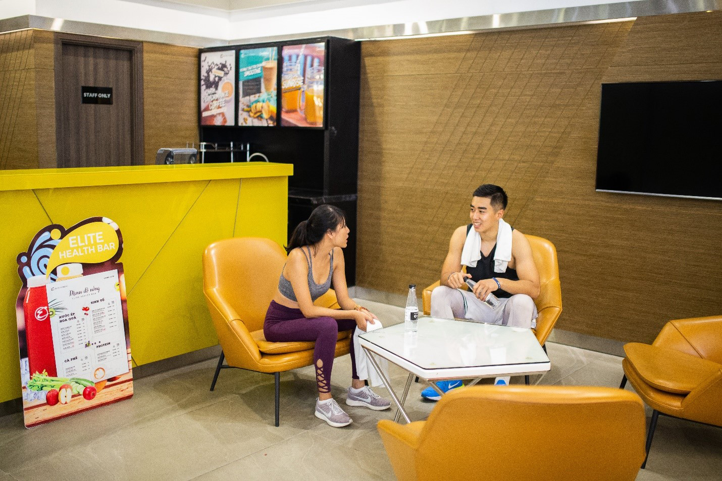 Theo chân hot boy bóng rổ Stefan Nguyễn đến phòng tập triệu đô giữa lòng Hà Nội - Ảnh 19.