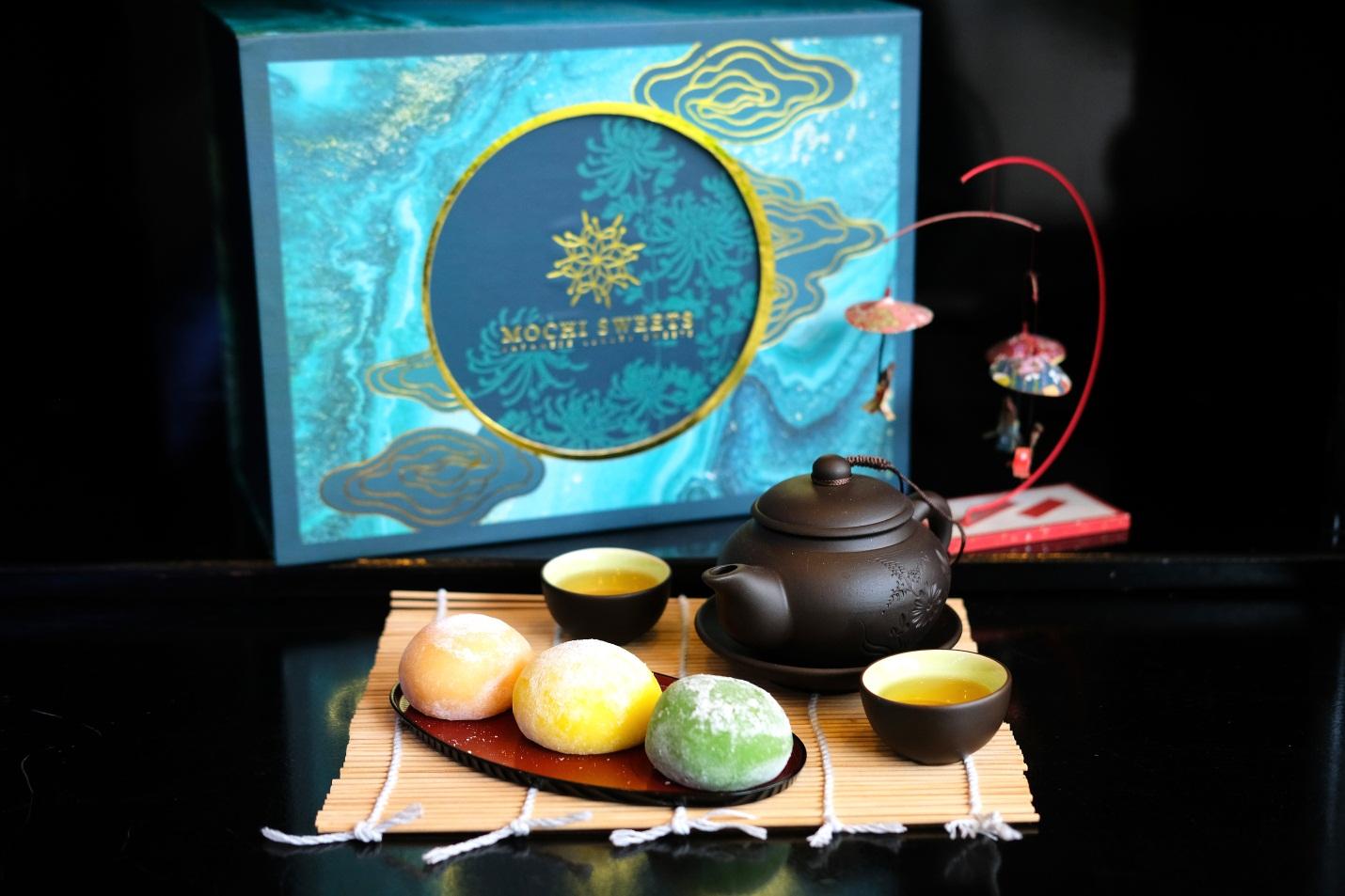 Hộp quà tặng Trung thu Mochi Sweets - Nét cổ truyền trong lòng hiện đại - Ảnh 5.