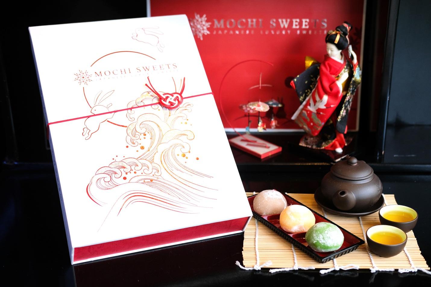 Hộp quà tặng Trung thu Mochi Sweets - Nét cổ truyền trong lòng hiện đại - Ảnh 6.