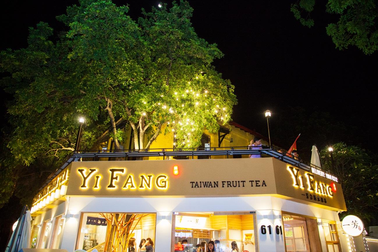 YiFang – Xứ Đài thu nhỏ giữa lòng Hà Nội - Ảnh 1.