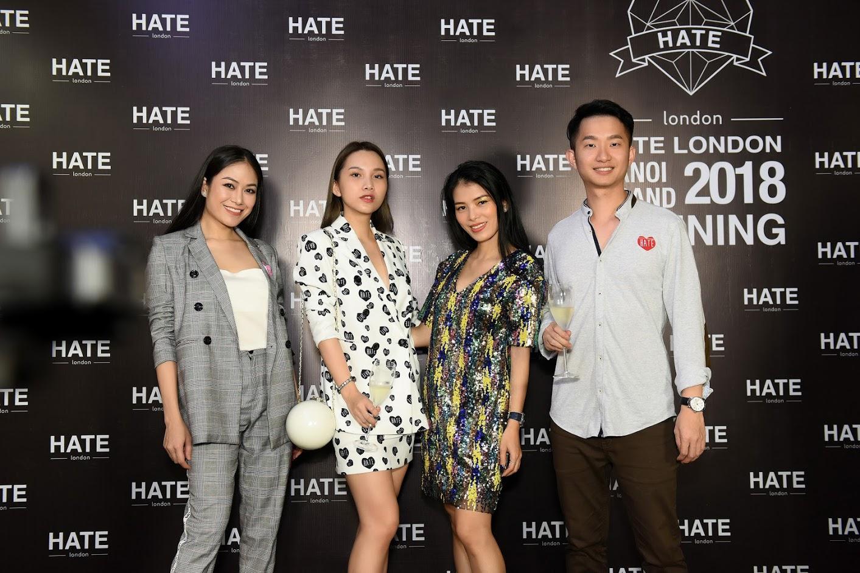 HATE London khai trương cửa hàng tại Hà Nội - Ảnh 7.