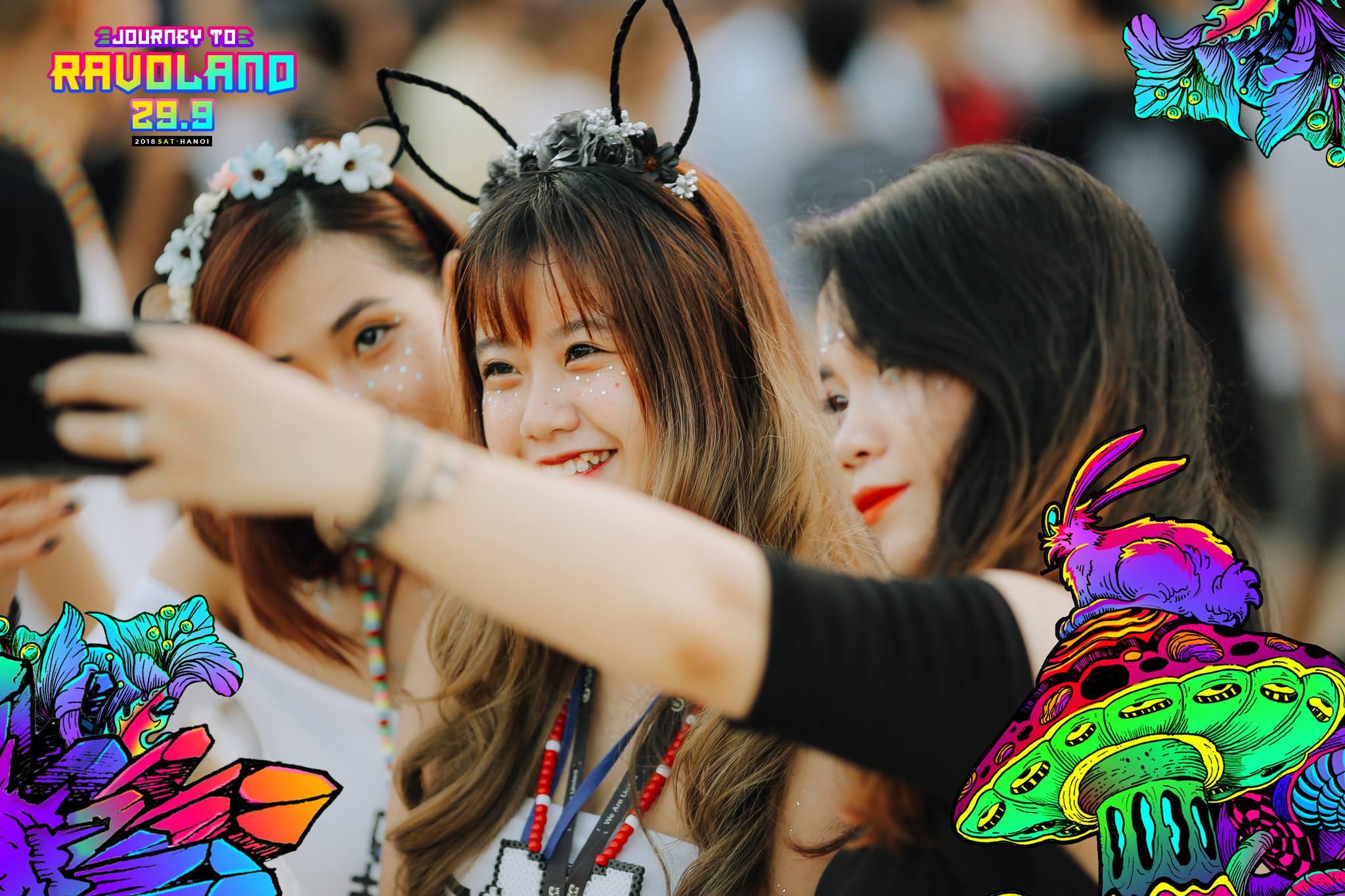 Kotex truyền cảm hứng tới các ravers nữ trong chuỗi sự kiện Road To Ravolution tại 2 thành phố lớn - Ảnh 3.