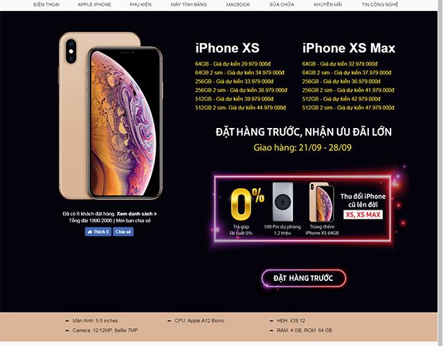 iPhone XS Max giá dự kiến 32 triệu và 5 lý do bạn nên chọn mua ngay - ảnh 3