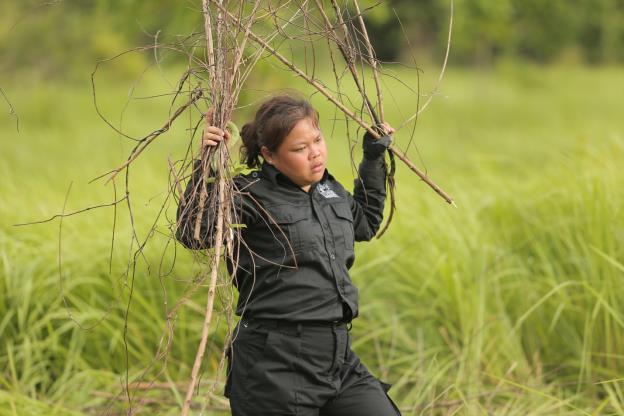 Huỳnh Tiên đối mặt với nguy cơ phải ra về trong Chiến Binh Thế Hệ Mới - Ảnh 2.