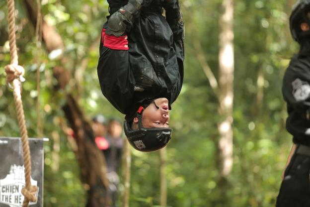 Huỳnh Tiên đối mặt với nguy cơ phải ra về trong Chiến Binh Thế Hệ Mới - Ảnh 10.