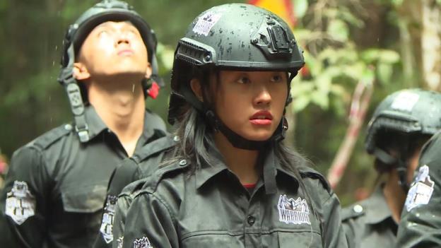 Huỳnh Tiên đối mặt với nguy cơ phải ra về trong Chiến Binh Thế Hệ Mới - Ảnh 14.