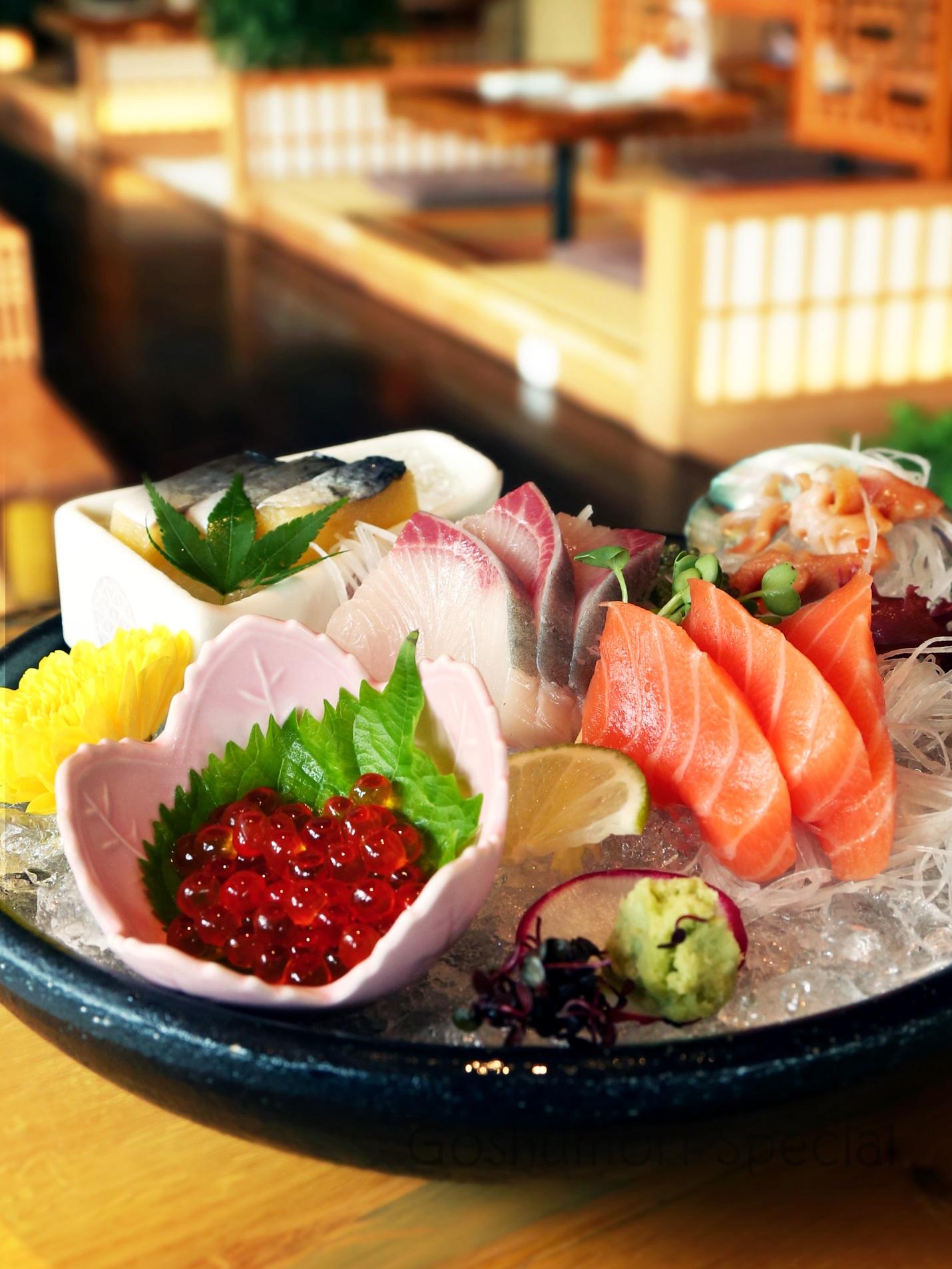 Khai trương nhà hàng Nhật Sushi Hokkaido Sachi - Ảnh 4.