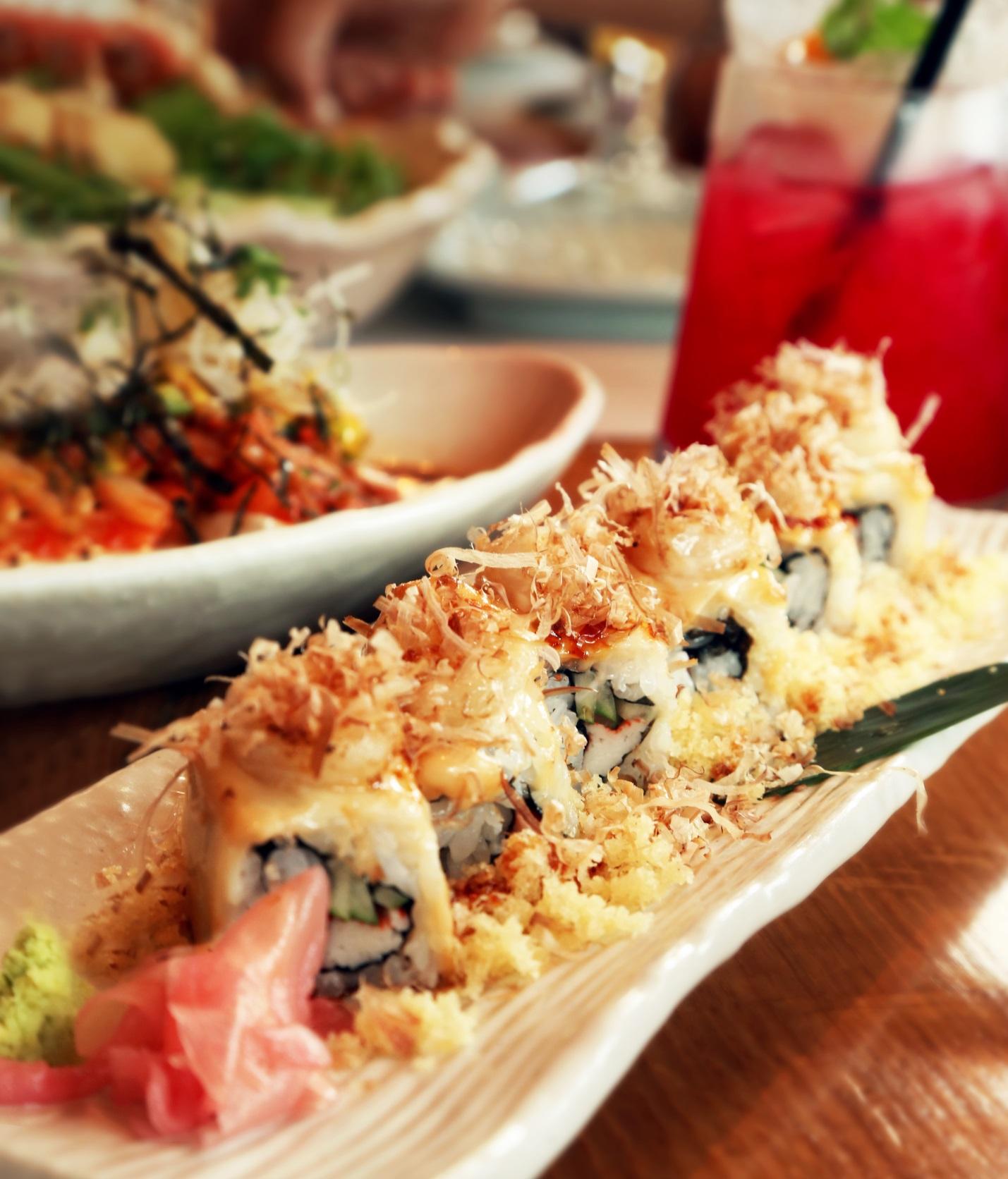 Khai trương nhà hàng Nhật Sushi Hokkaido Sachi - Ảnh 5.