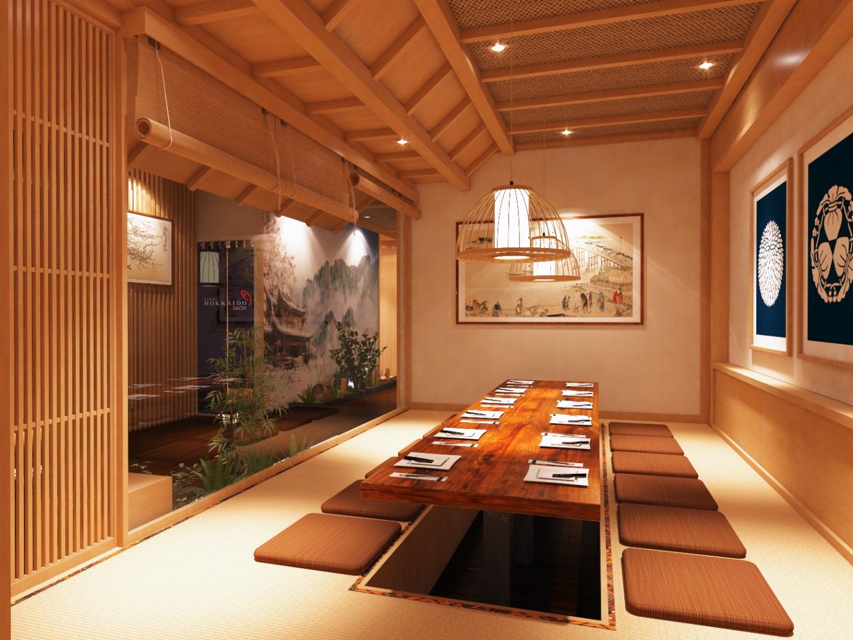 Khai trương nhà hàng Nhật Sushi Hokkaido Sachi - Ảnh 6.