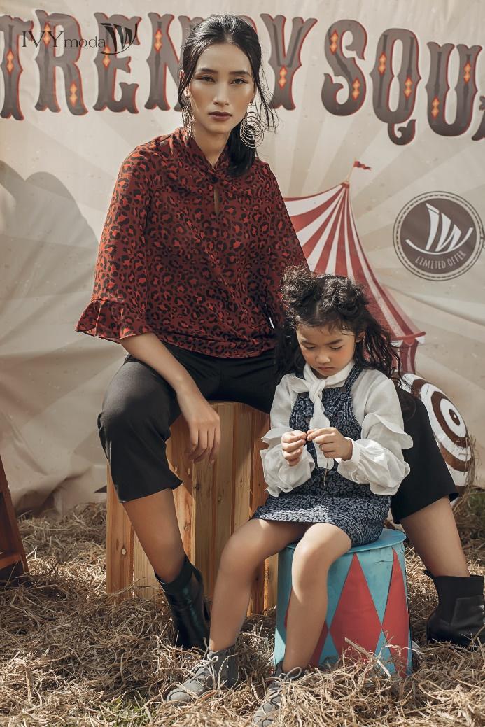 IVY moda đã có IVY Kids Vì trẻ con cũng phải mặc đẹp! ,