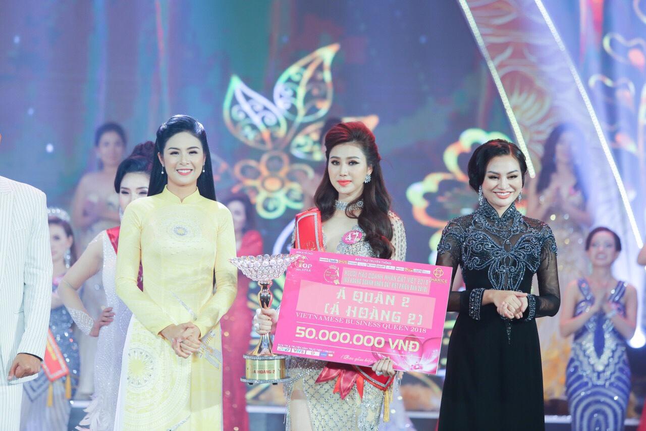CEO Thủy Phạm giành cú đúp danh hiệu từ Nữ hoàng Doanh nhân đất Việt 2018 - Ảnh 8.