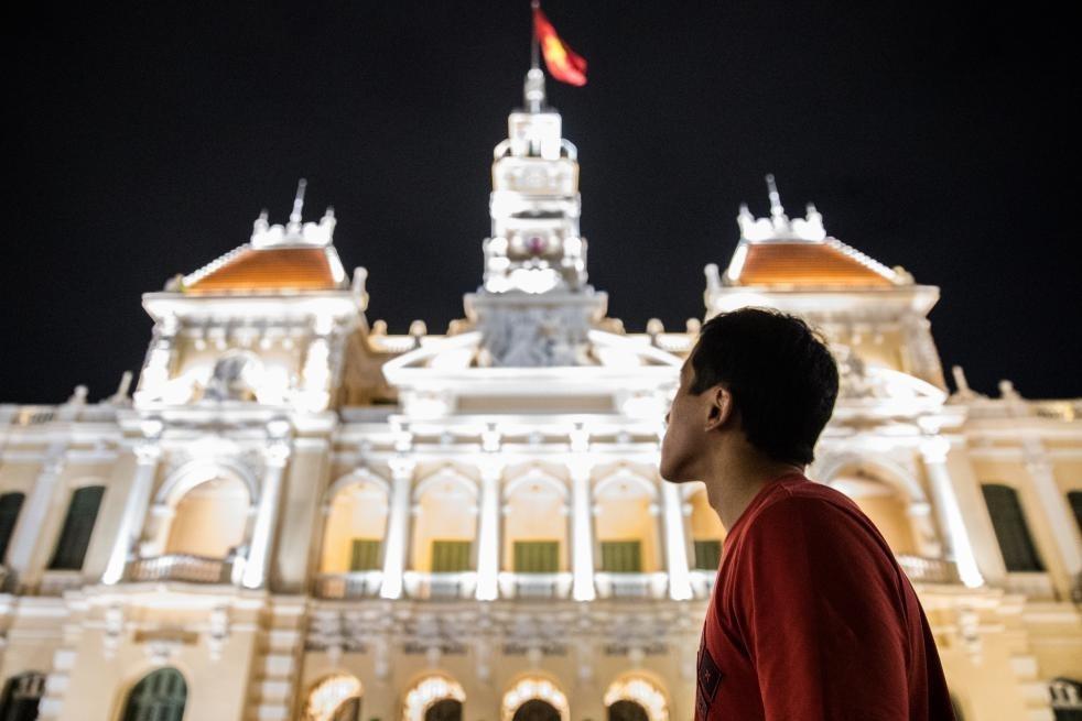 DJ gốc Việt Florian Picasso và tuổi thơ đẹp như họa từ tranh - Ảnh 2.