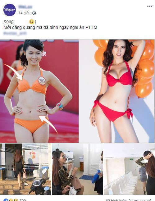 Đăng quang chưa lâu, Tân Hoa hậu Đại sứ Du lịch Thế giới dính nghi án phẫu thuật thẩm mỹ - Ảnh 4.