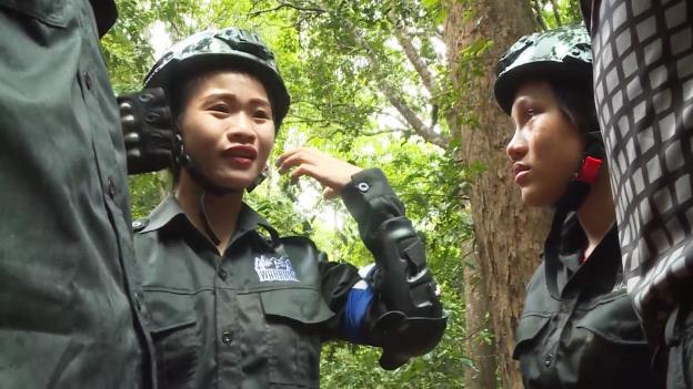 CBTHM: Màn thủy chiến sống còn của team Huỳnh Tiên và Rima Thanh Vy - Ảnh 2.