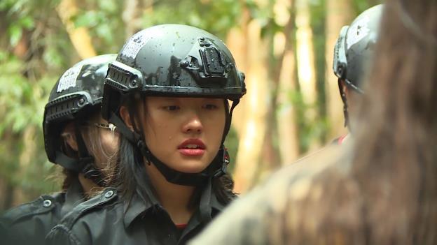 CBTHM: Màn thủy chiến sống còn của team Huỳnh Tiên và Rima Thanh Vy - Ảnh 3.