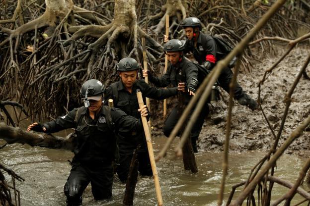 CBTHM: Màn thủy chiến sống còn của team Huỳnh Tiên và Rima Thanh Vy - Ảnh 5.