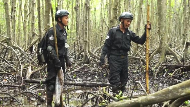 CBTHM: Màn thủy chiến sống còn của team Huỳnh Tiên và Rima Thanh Vy - Ảnh 6.