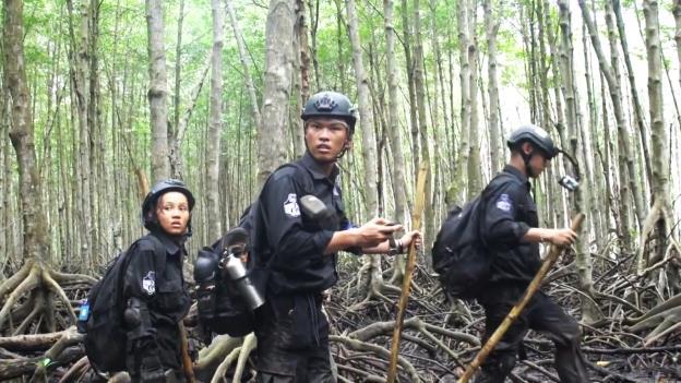 CBTHM: Màn thủy chiến sống còn của team Huỳnh Tiên và Rima Thanh Vy - Ảnh 7.