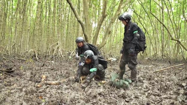 CBTHM: Màn thủy chiến sống còn của team Huỳnh Tiên và Rima Thanh Vy - Ảnh 9.