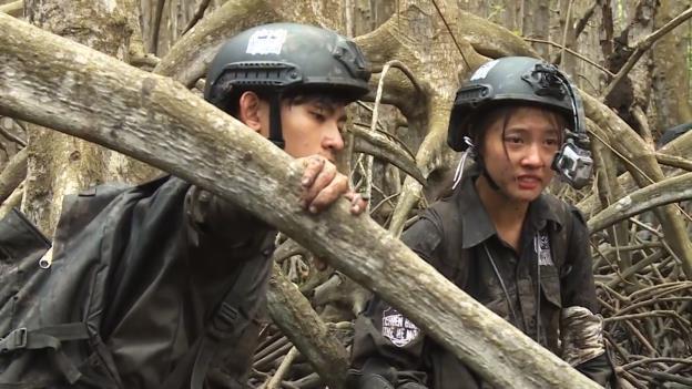 CBTHM: Màn thủy chiến sống còn của team Huỳnh Tiên và Rima Thanh Vy - Ảnh 10.