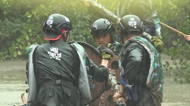 CBTHM: Màn thủy chiến sống còn của team Huỳnh Tiên và Rima Thanh Vy - Ảnh 13.