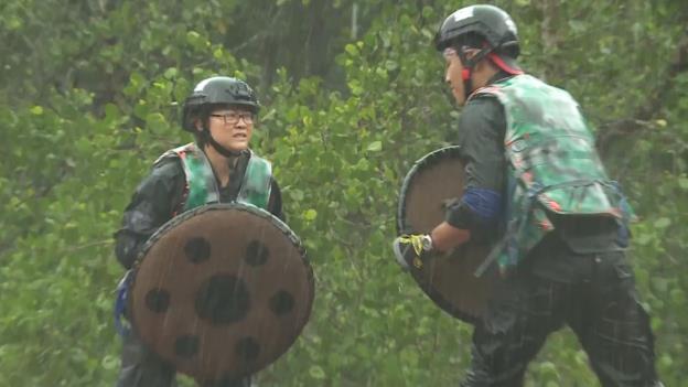 CBTHM: Màn thủy chiến sống còn của team Huỳnh Tiên và Rima Thanh Vy - Ảnh 15.