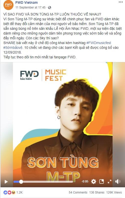 Làm sao để có vé xem Sơn Tùng M-TP, Tóc Tiên, Noo Phước Thịnh biểu diễn tại đại nhạc hội? - Ảnh 2.