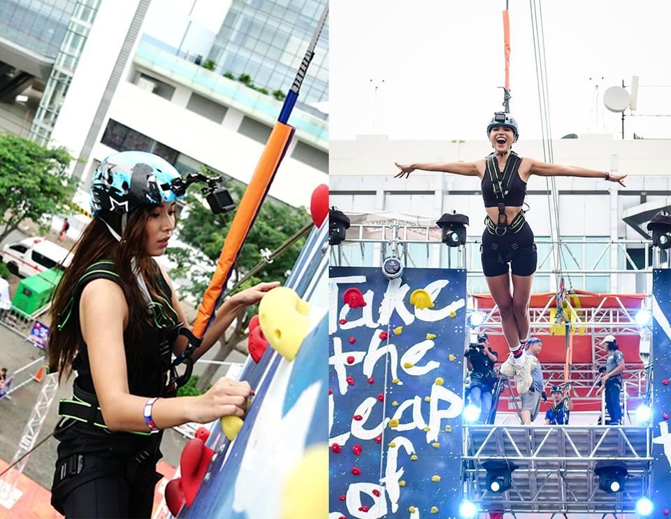 Sao Việt và giới trẻ Sài thành rủ nhau thách thức với zipline mạo hiểm - Ảnh 9.