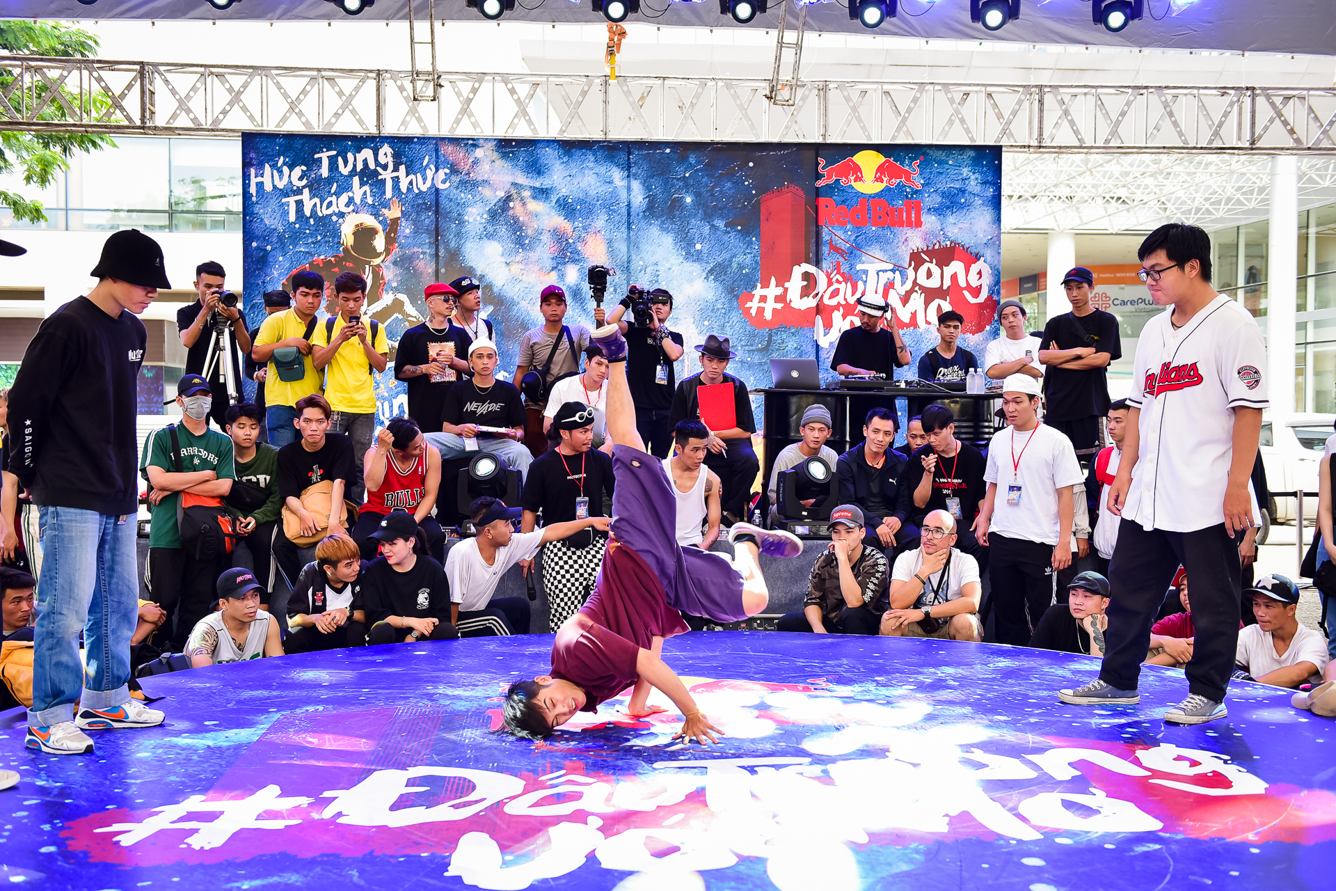 Sao Việt và giới trẻ Sài thành rủ nhau thách thức với zipline mạo hiểm - Ảnh 12.