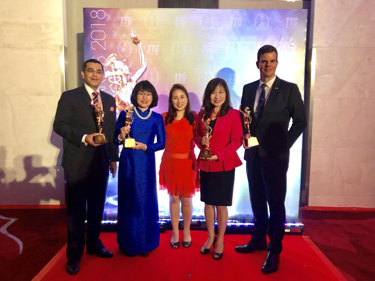 Vietravel 7 lần đạt giải thưởng TTG Travel Awards - Ảnh 2.