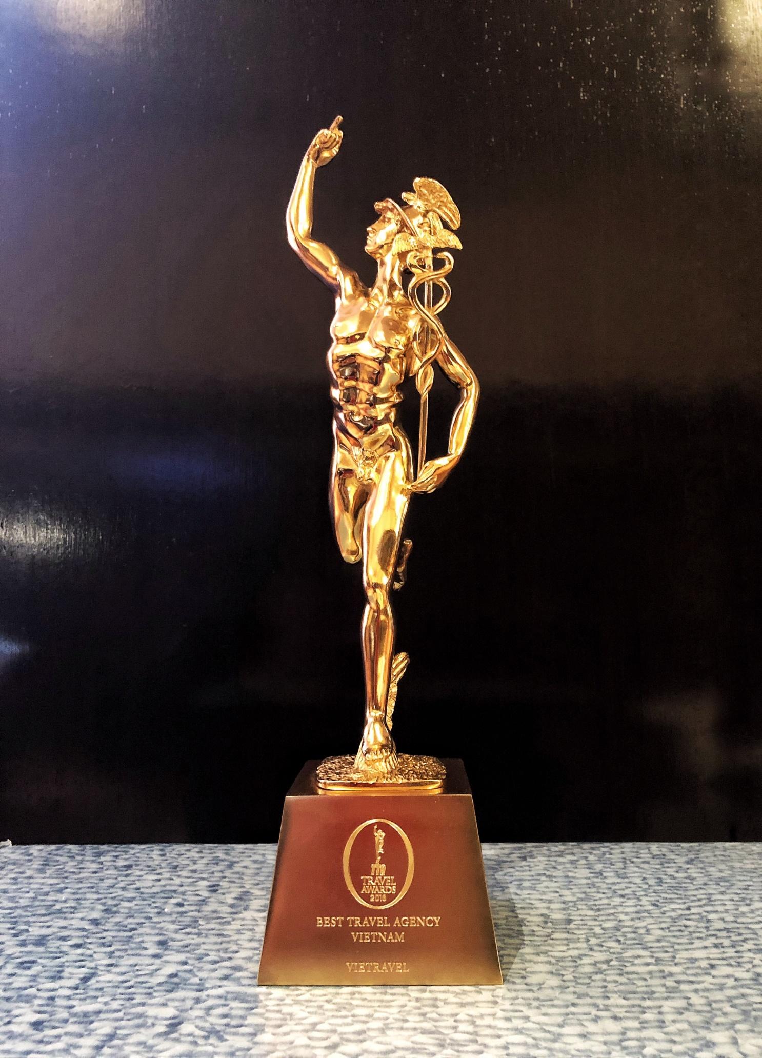 Vietravel 7 lần đạt giải thưởng TTG Travel Awards - Ảnh 3.