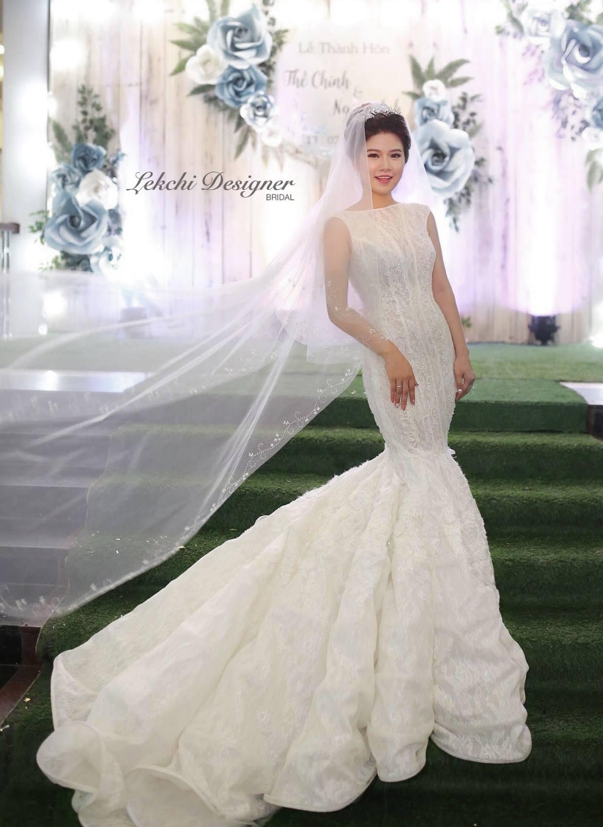 Nếu có ý định tìm cho mình một chiếc váy cưới thật chất, đây là gợi ý cho bạn - Ảnh 6.