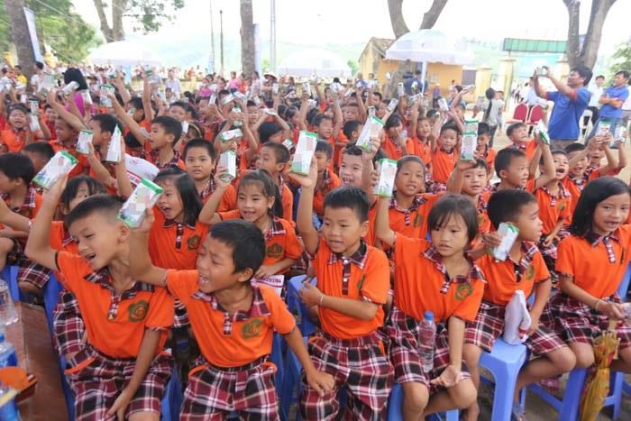Chương trình Sữa học đường: Vì dinh dưỡng và chiều cao của thế hệ tương lai - Ảnh 6.