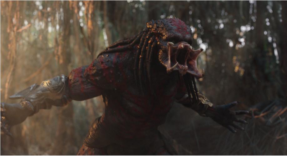 """""""The Predator"""" - Mãn nhãn với những pha hành động kịch tính và rùngrợn của các quái thú vô hình - Ảnh 5."""