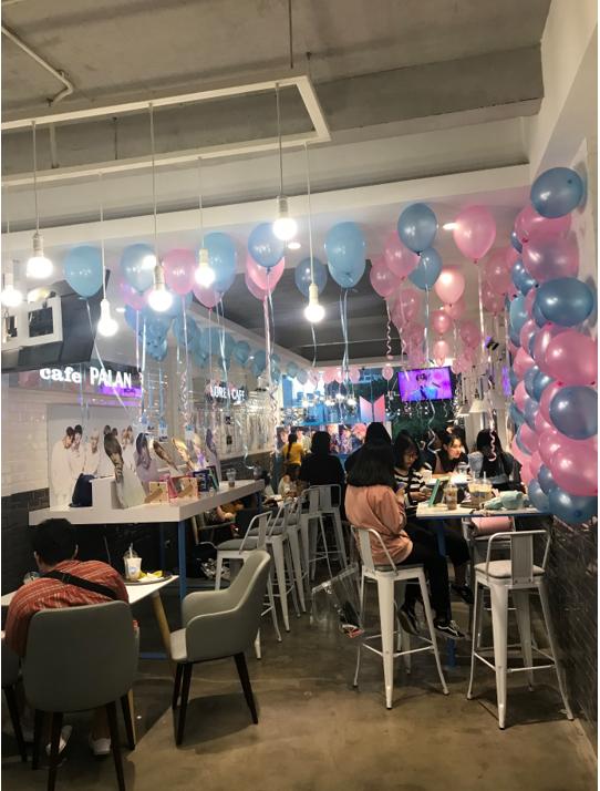 Đại tiệc Café Palan không gian mở với sức chứa lớn - ảnh 3
