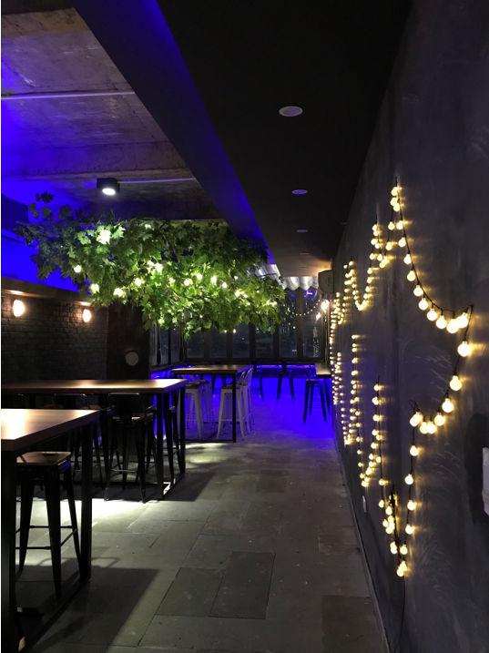 Đại tiệc Café Palan không gian mở với sức chứa lớn - ảnh 4