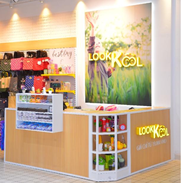LOOKKOOL – Chuỗi cửa hàng khiến giới trẻ mê mẩn với không gian hiện đại - Ảnh 4.