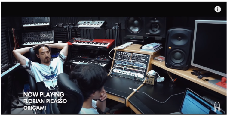 DJ gốc Việt Florian Picasso và tuổi thơ đẹp như họa từ tranh - Ảnh 5.
