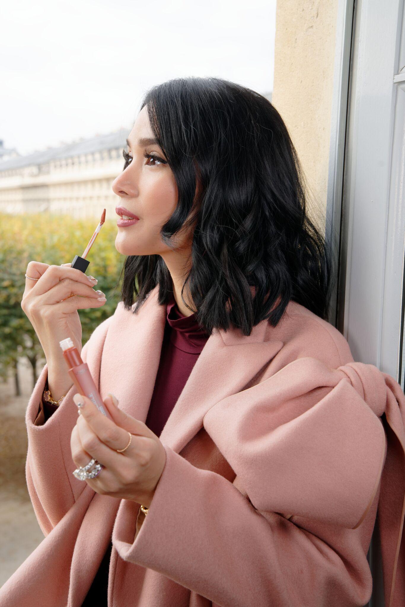 Đệ nhất rich-kid châu Á Evangelista Heart, Mai Davika Hoorne, Kỳ Duyên cùng dàn người đẹp quy tụ tại Paris Fashion Week - Ảnh 1.