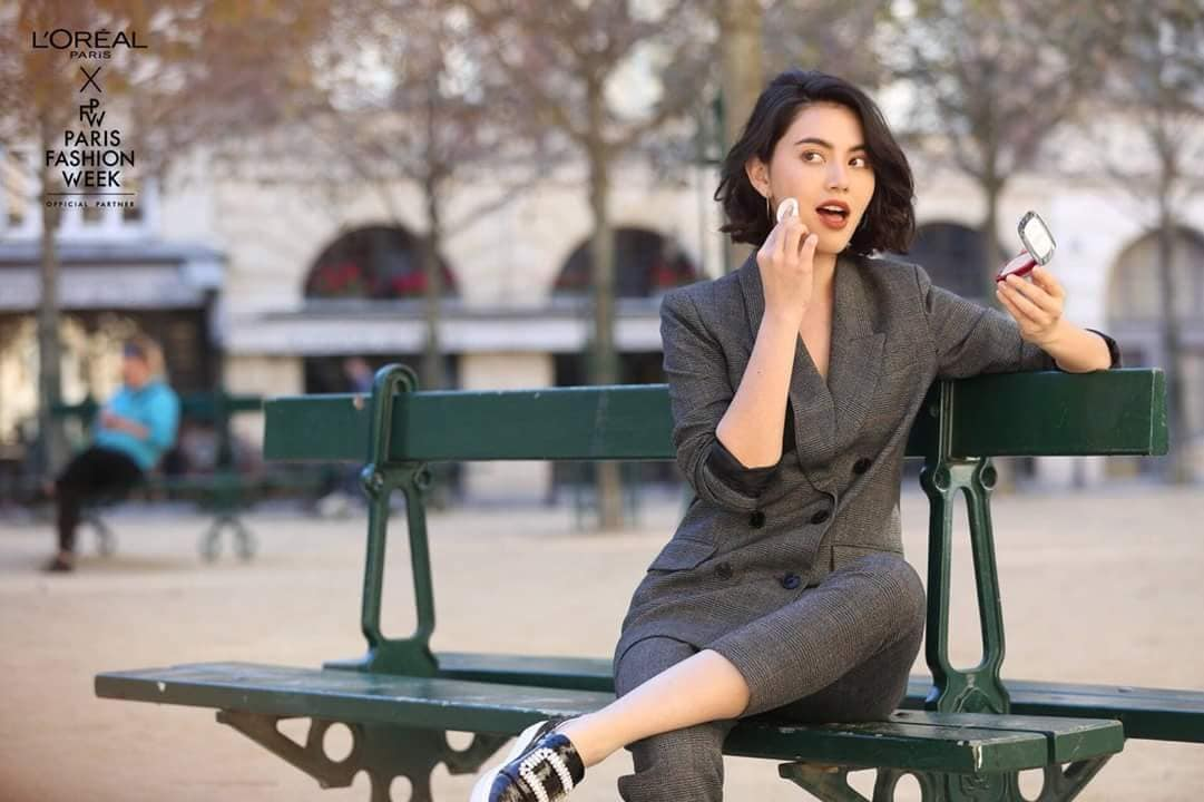 Đệ nhất rich-kid châu Á Evangelista Heart, Mai Davika Hoorne, Kỳ Duyên cùng dàn người đẹp quy tụ tại Paris Fashion Week - Ảnh 12.