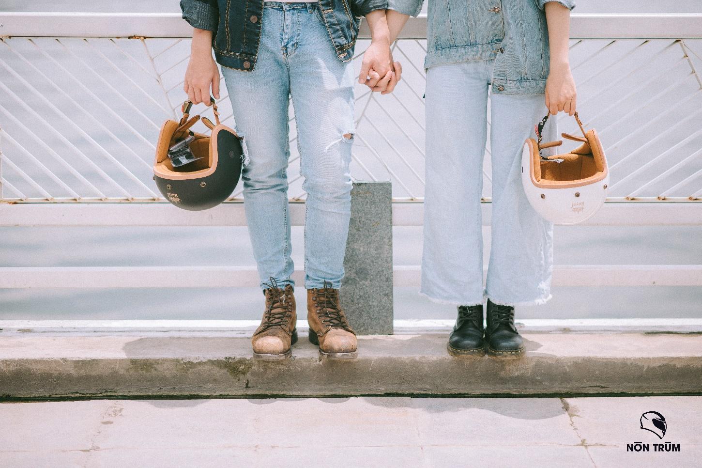 Nón bảo hiểm độc, lạ: Phụ kiện thời trang làm nên điểm nhấn của dân mê xê dịch - Ảnh 3.
