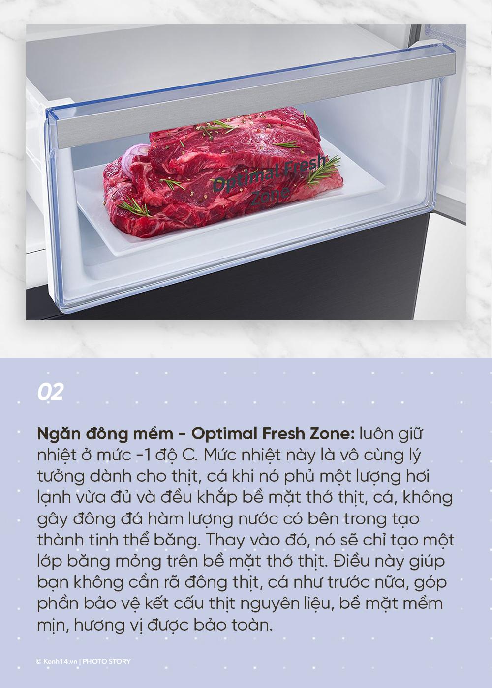 6+1 ưu điểm không thể phủ nhận của chiếc tủ lạnh -1 độ C - Ảnh 2.