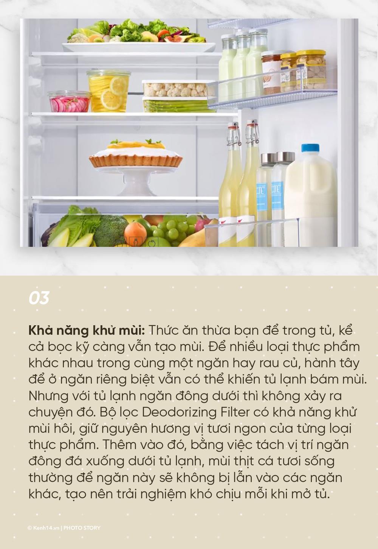 6+1 ưu điểm không thể phủ nhận của chiếc tủ lạnh -1 độ C - Ảnh 3.