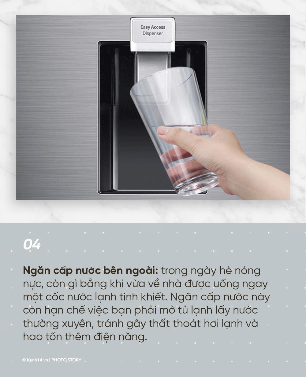 6+1 ưu điểm không thể phủ nhận của chiếc tủ lạnh -1 độ C - Ảnh 4.