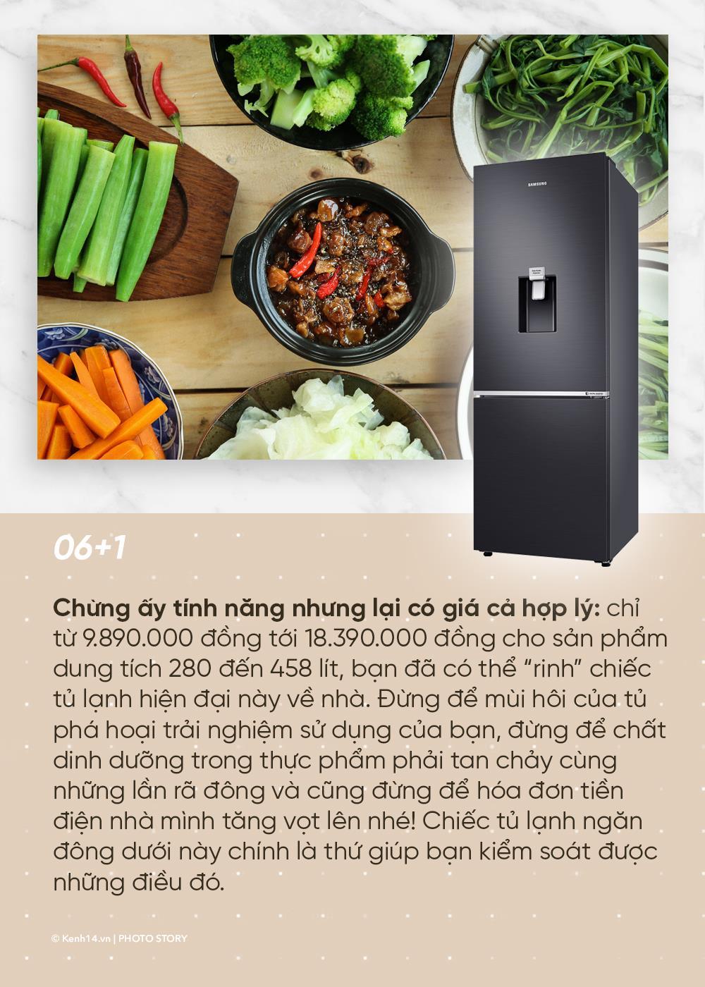 6+1 ưu điểm không thể phủ nhận của chiếc tủ lạnh -1 độ C - Ảnh 7.