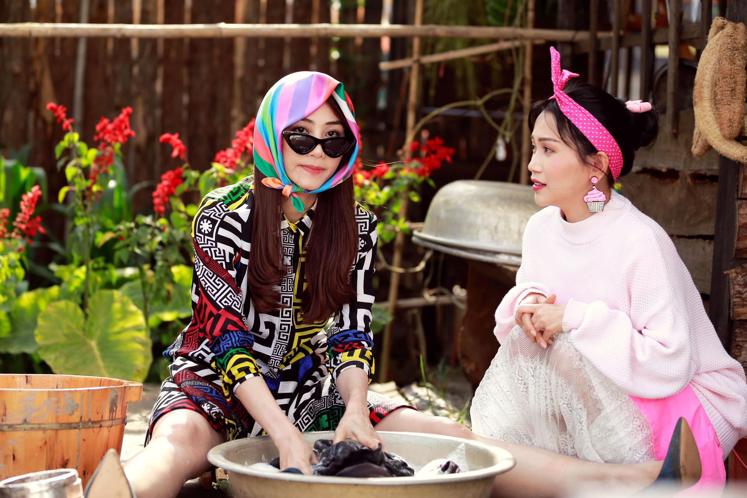 """Liên Bỉnh Phát vào vai """"đào mỏ còn Song Luân lấy trái tim người đẹp trong Quý Cô Thừa Kế - Ảnh 2."""