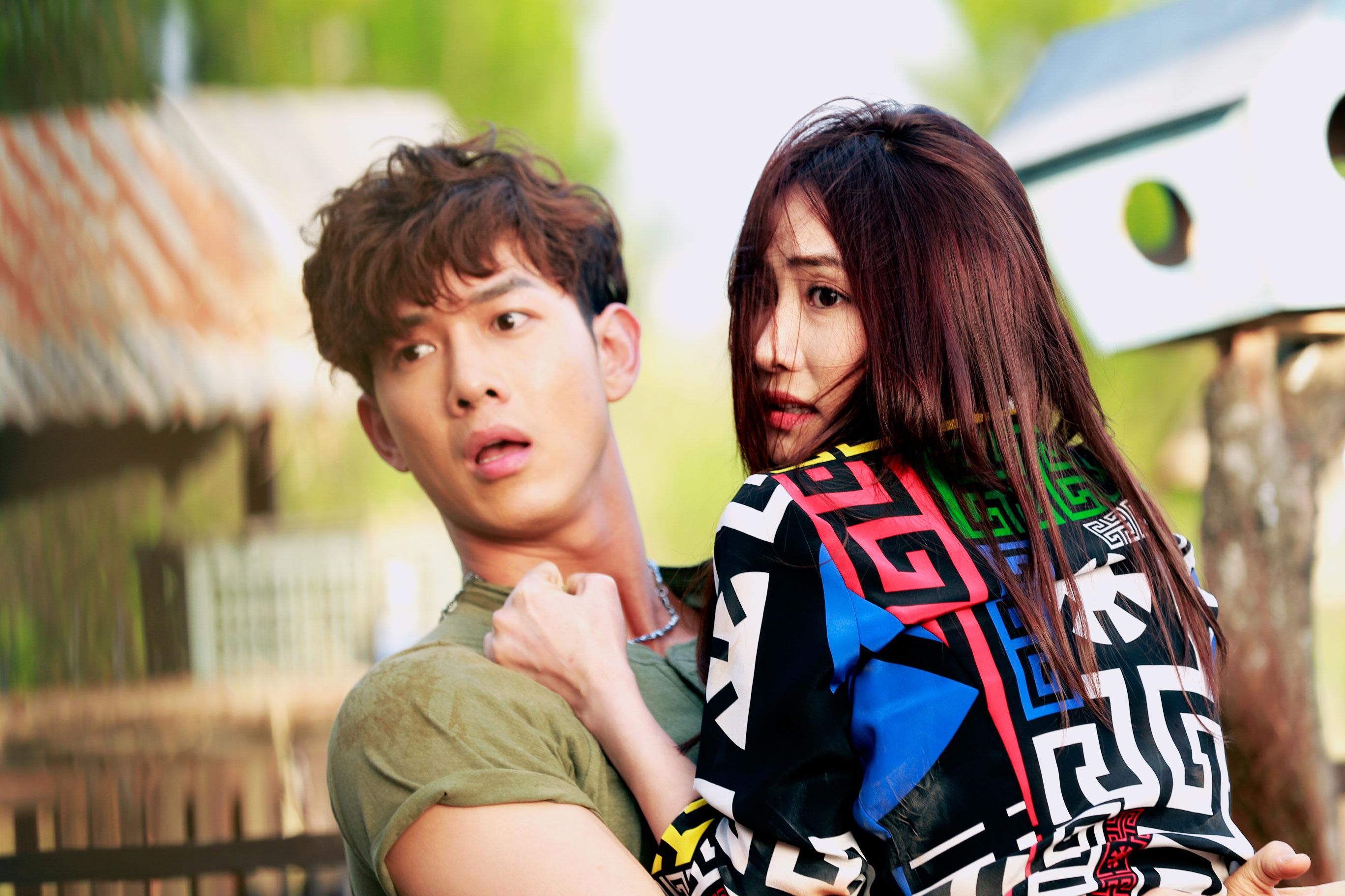 """Liên Bỉnh Phát vào vai """"đào mỏ còn Song Luân lấy trái tim người đẹp trong Quý Cô Thừa Kế - Ảnh 5."""